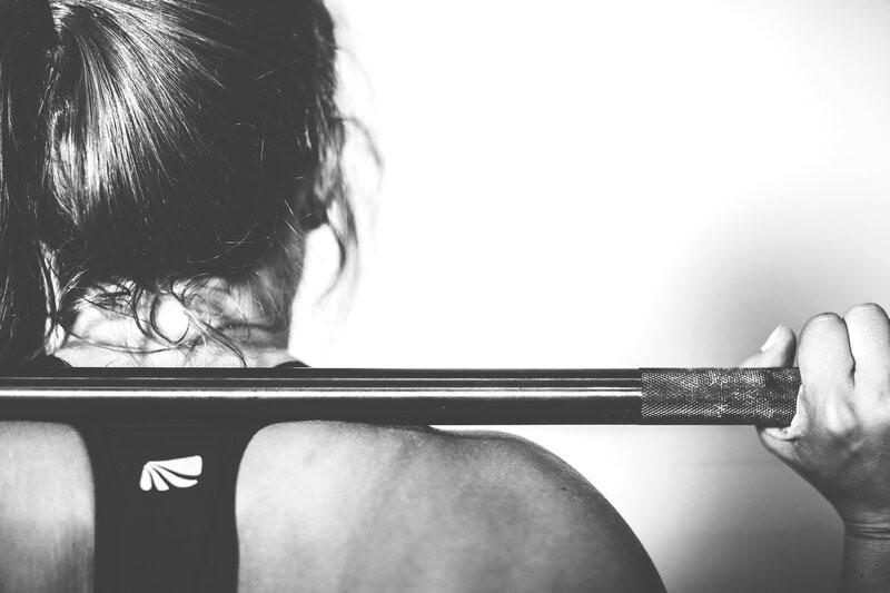 deporte pesas